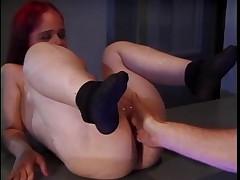 Redhead Little Woman...F70