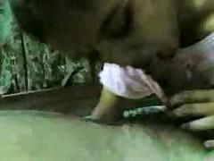 Indian Saree BJ