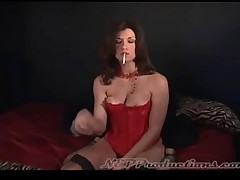 Smoking Fetish Dragginladies - Compilation 4 - SD 480