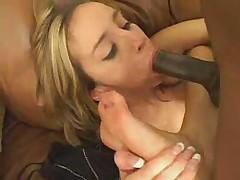 Kelly wells foot job