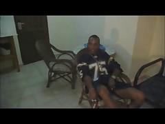 Dominican Bpumper Fucks His Midget GF 2