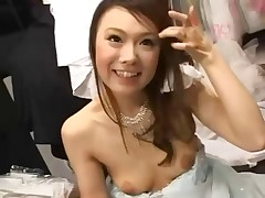 Just before the wedding 3(censored+ Chinese subtitle)