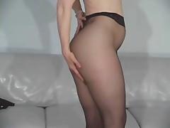 Nina Hartley pantyhose fun 2 D10