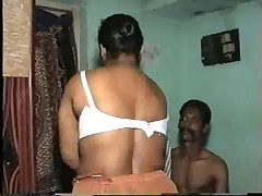 Indian Mature Couple Getting Busy