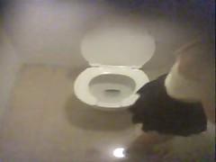 Bathroom spy teen 2