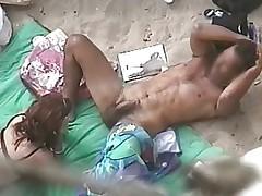 Hot Beach Sex 1 of 3
