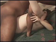 Swinger wife slut makes black man cum twice - snake